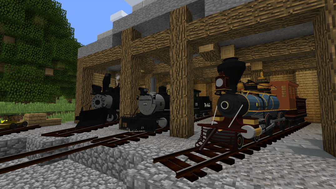 Immersive Railroading - Mods - Minecraft - CurseForge