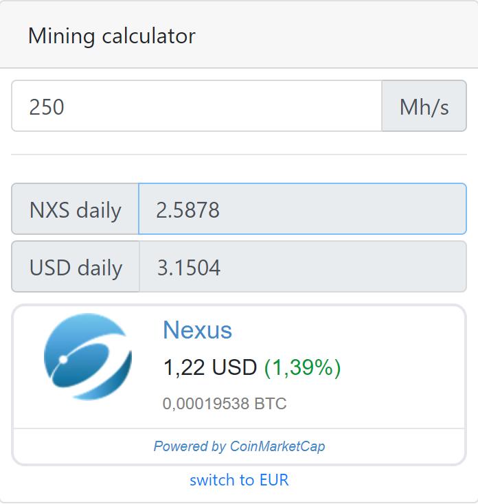 1080Ti Specific - Best mining option