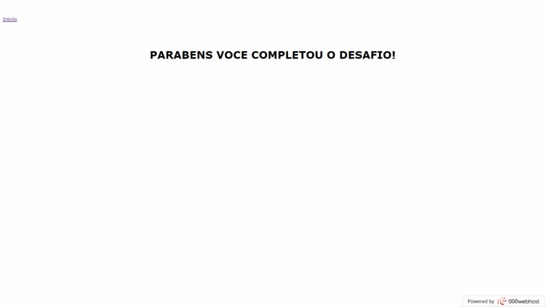DESAFIO - 30R$ Unknown