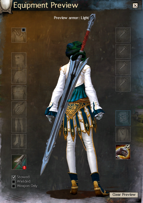 Gw2 Branded Weapons