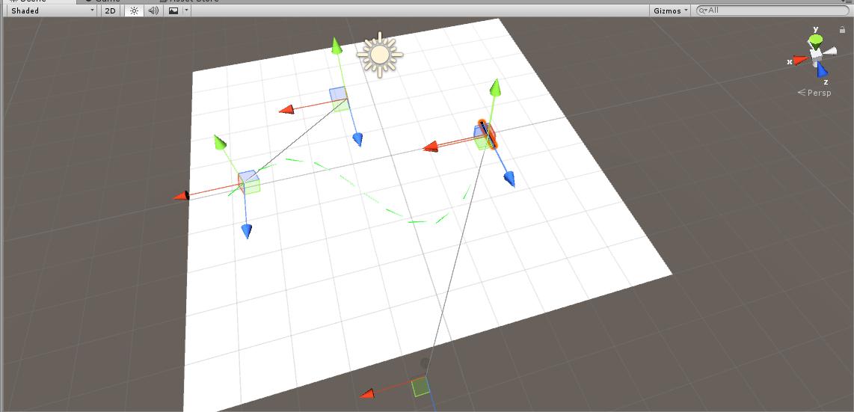 Unity3D ru • Как заставить капсулу двигаться по отрисованной