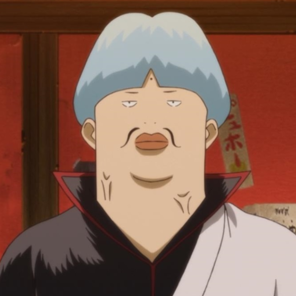 Gintama moche