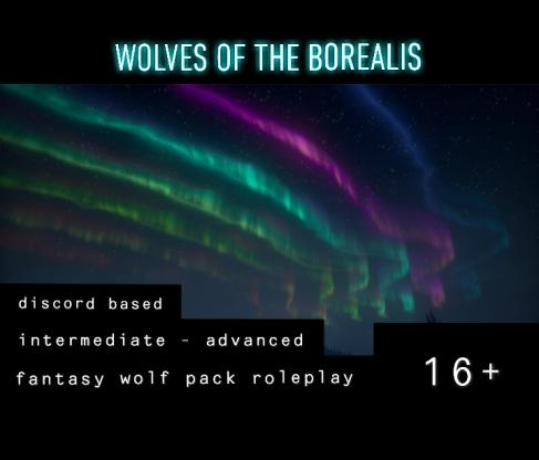Wolves of the Borealis OPEN for apps - Discord rp :|: Lioden