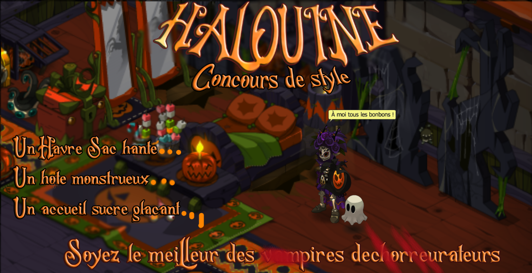 Concours d'Halouine ! Unknown