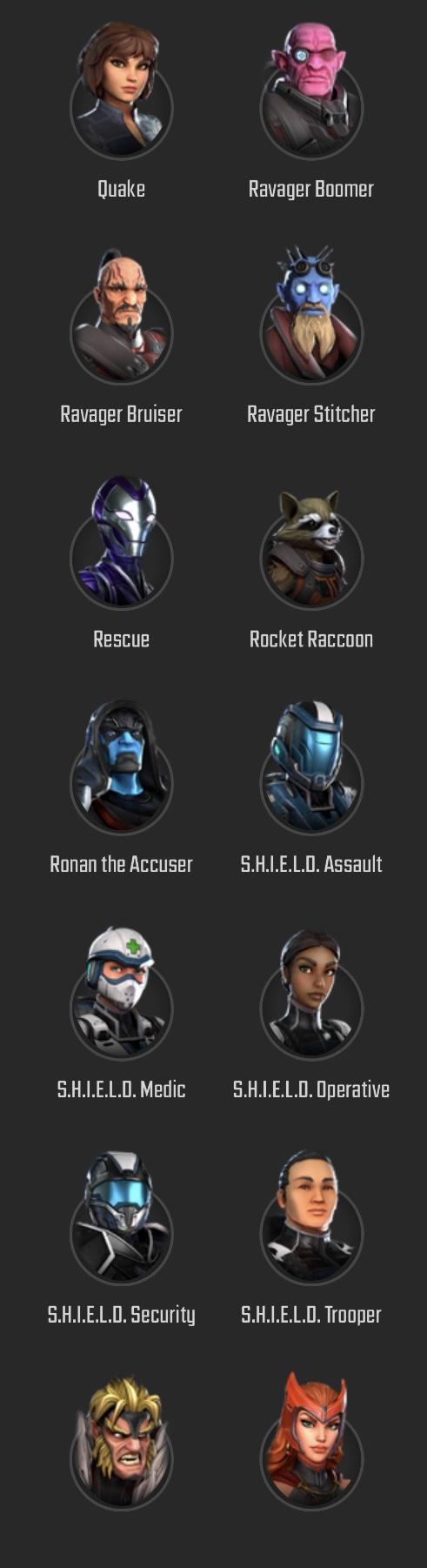 Marvel Strike Force: AKA Star Wars Galaxy of (Marvel) Heroes - The