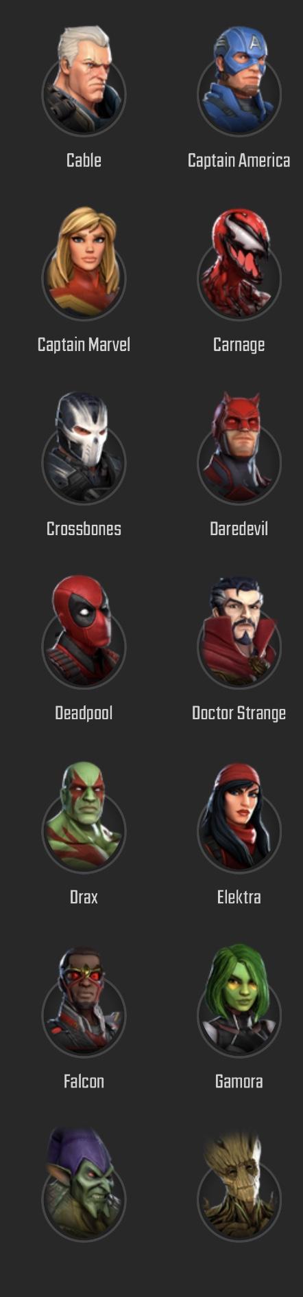 Marvel Strike Force: AKA Star Wars Galaxy of (Marvel) Heroes