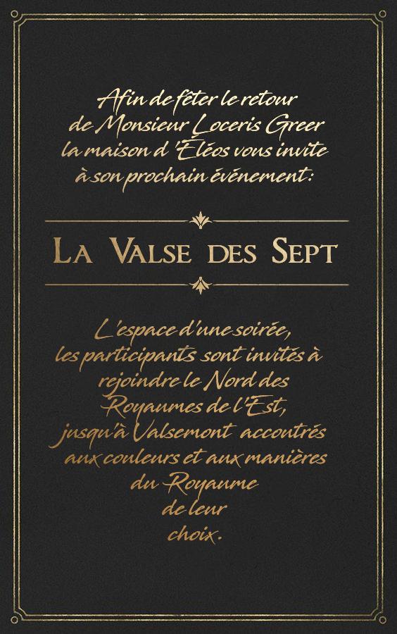 Invitation adressée à la Guilde du Fer Eventvigne3