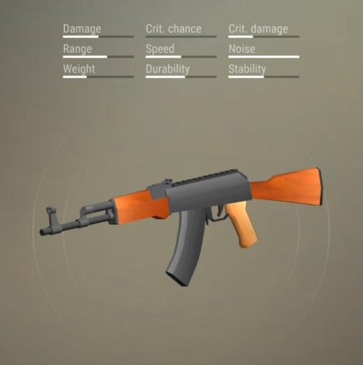 Last Day on Earth: Best Modifications for the AK-47 - Metahub