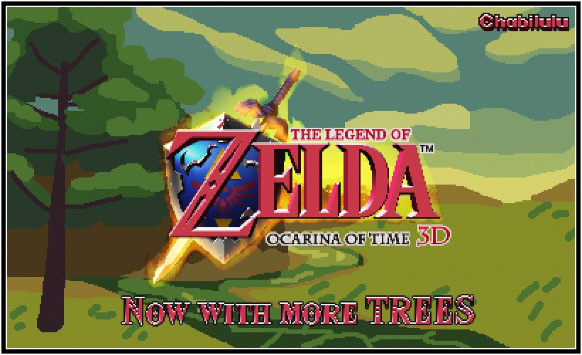 Ocarina of Time 3D or How To Play A Game again after 5 years