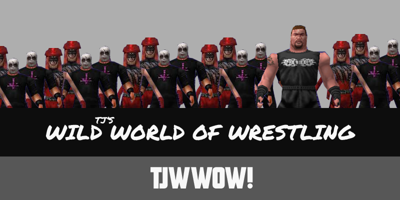 TJ's Wild World of Wrestling