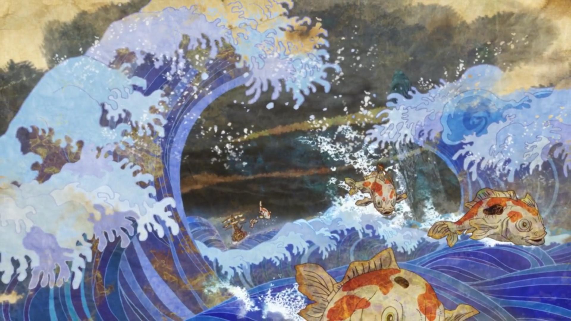 One Piece Wano Wallpaper 1920x1080 - Bakaninime