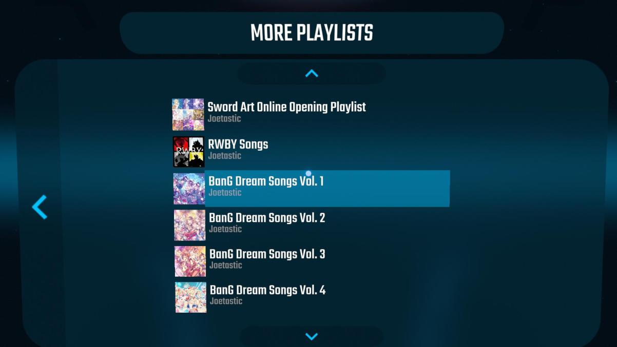 They Have RWBY Songs and Custom Avatars on Beat Saber! : RWBY