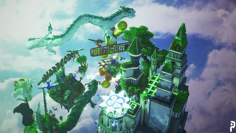 Fantasy Skyland Hub