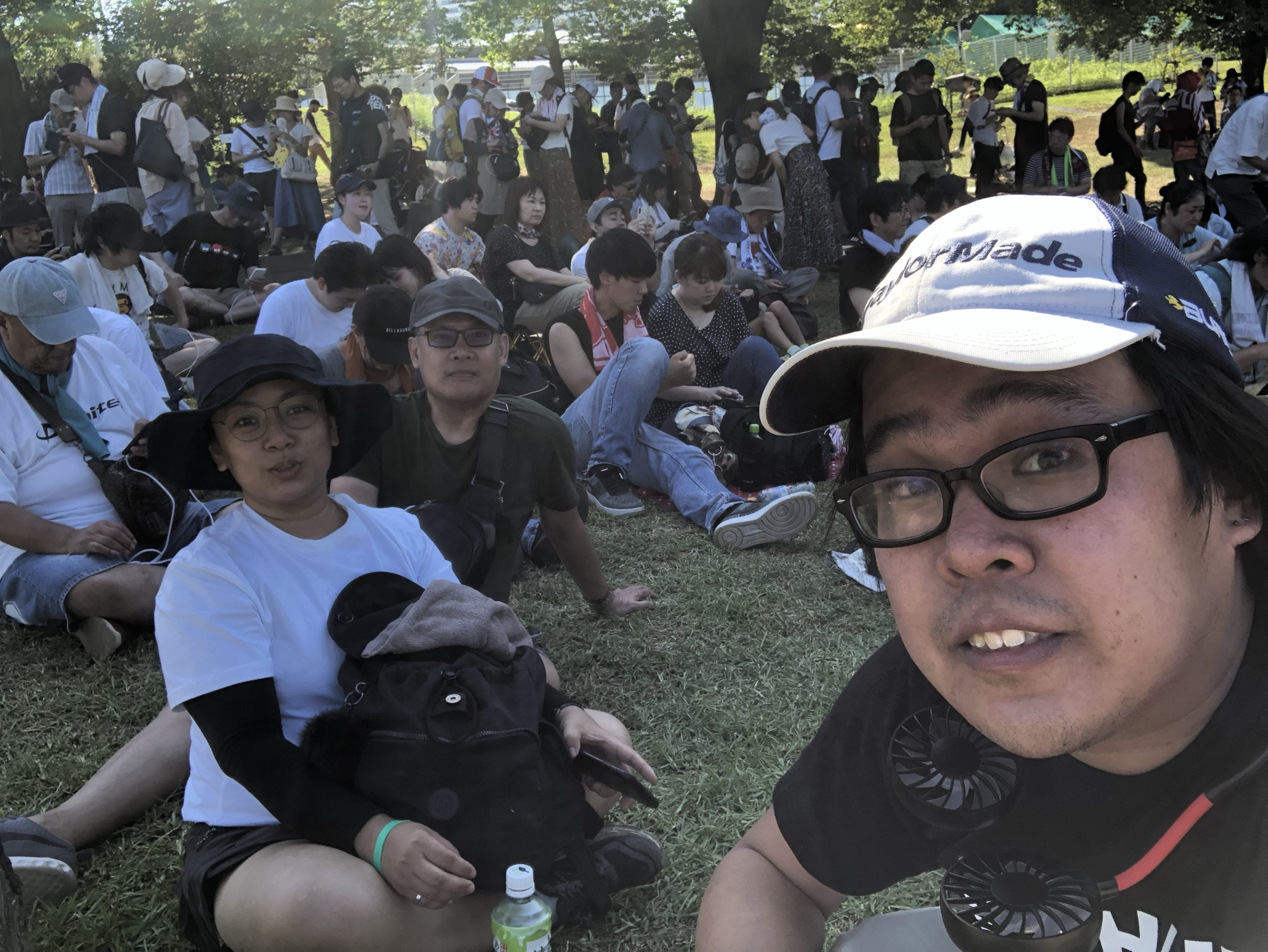 Go Fest Yokohama Tips and Tricks - Dare and other Trainers at Go Fest