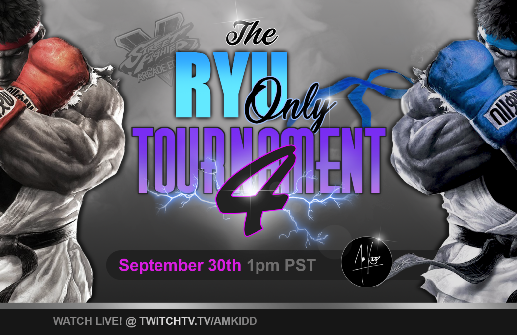 Ryu Only Tournament 4