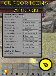 UNITY ASSET] Hover Cursor addon for uMMORPG | Board4All