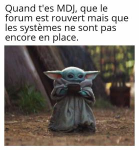 Prank : CA TOURNE MAL  - Page 2 Baby_Yoda_Sipping_Soup_03122019145036