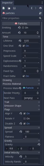 Particle Properties