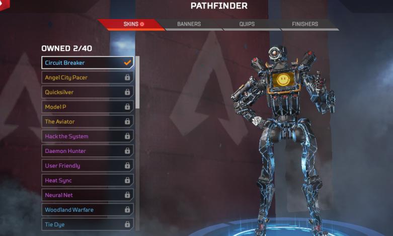 pathfinder skins
