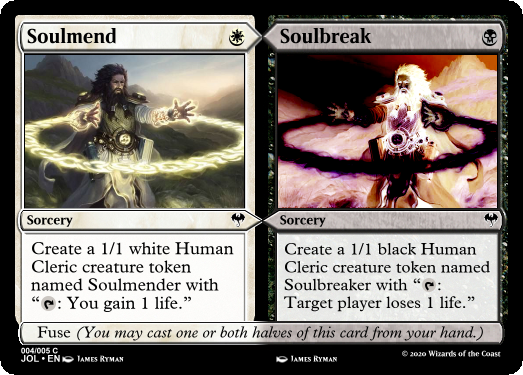 Soulmend // Soulbreak