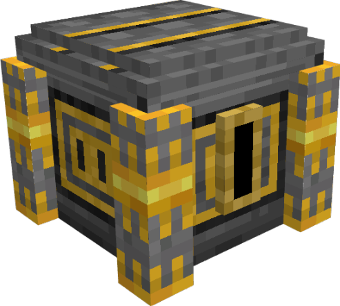 Golden Stronghold Chest