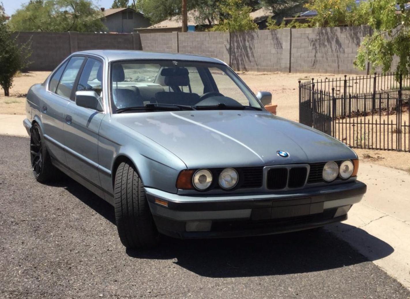 hey, new BMW fan here