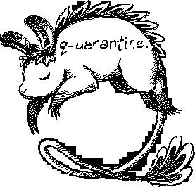 [Image: QuarantineLogo.png]