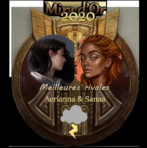 Les résultats des Mira d'Or 2020 !   MdO_2020_MeilleuresRivales