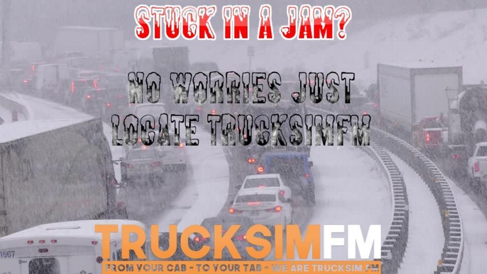 TSFM Traffic - Stuck?