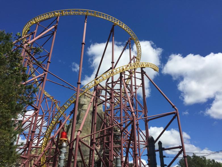 Kings Dominion Removing Volcano   Page 4   FORUMS - COASTERFORCE
