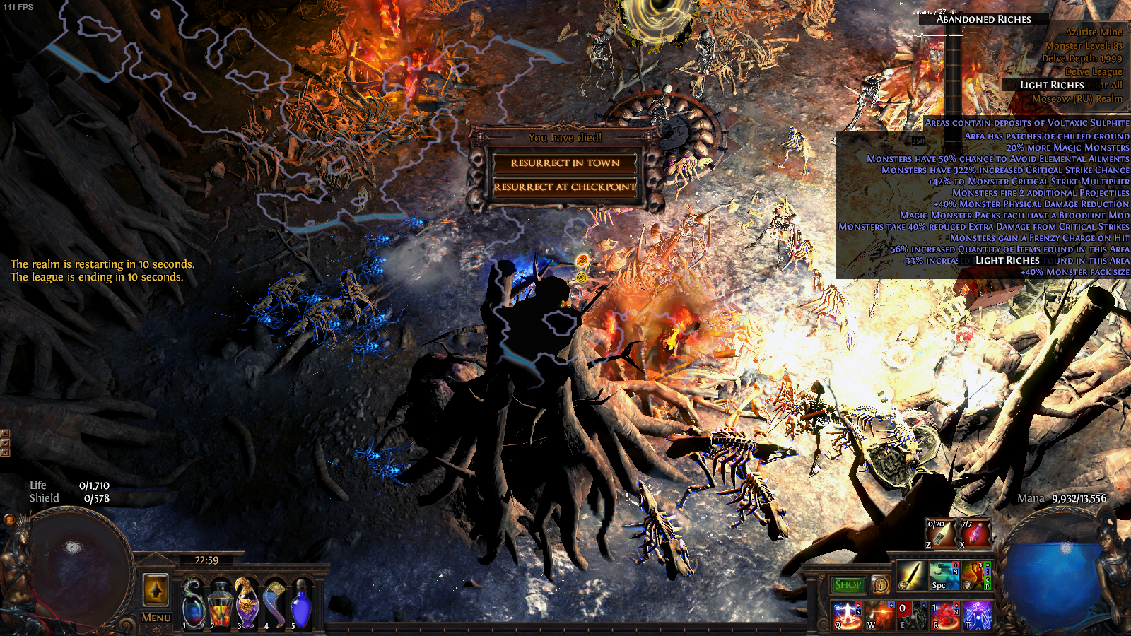 Ranger Rue S 2000 Balls Deep Solo Delve Build All Content Viable High Dps Tanky Fast Forum Path Of Exile
