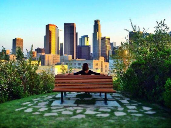 Vyhlídka na město Vyhlidka_v_Angeles