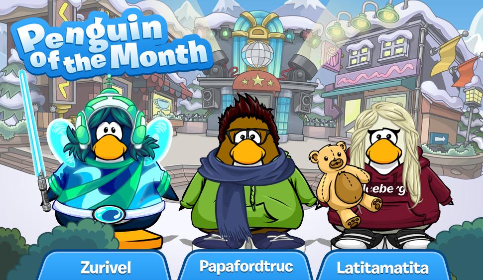 Club Penguin online dating