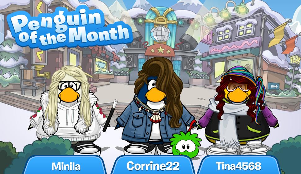 Codigos de club penguin online 2020