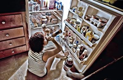 Pessoa cometendo um erro ao fazer sua dieta low carb