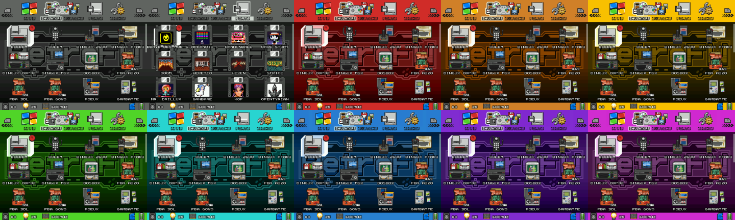 RetroFW v1 2 Pre patched & IPK Releases (updated daily) | Dingoonity