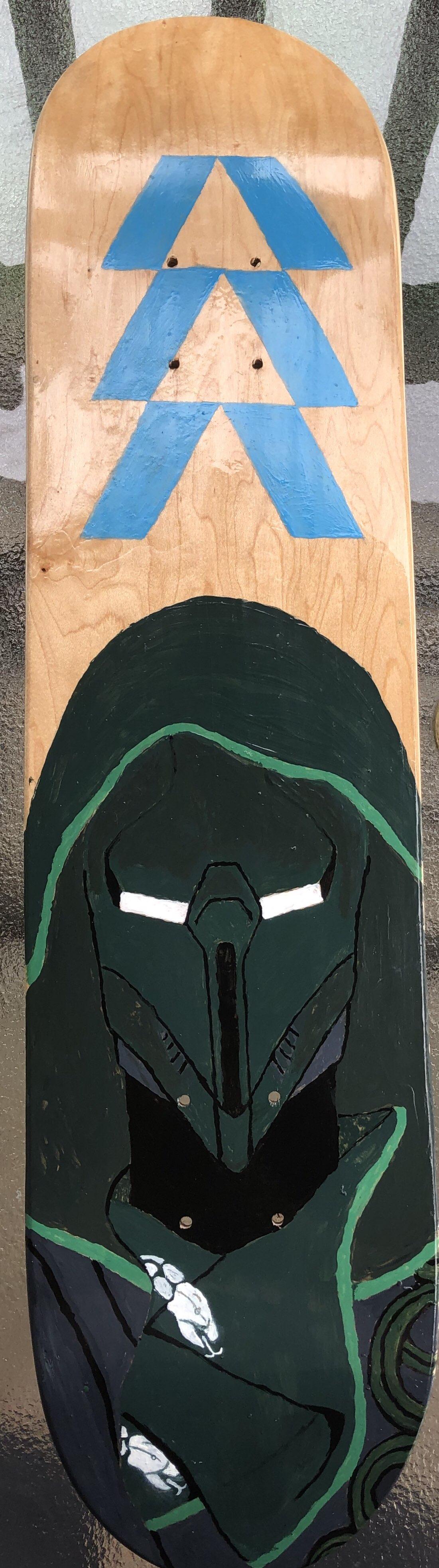 Shadow helm hunter