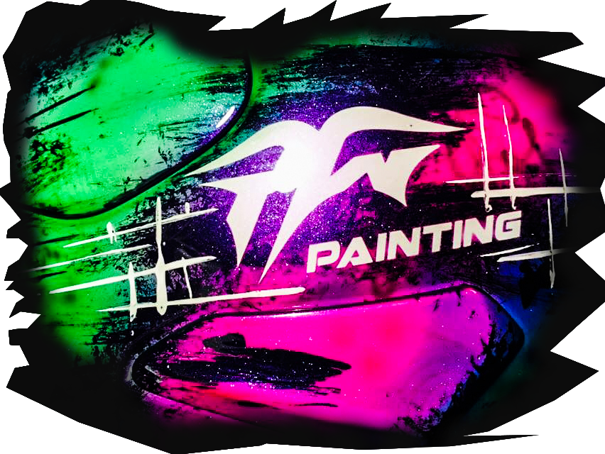 Motopaints, special painting - Pwpainting