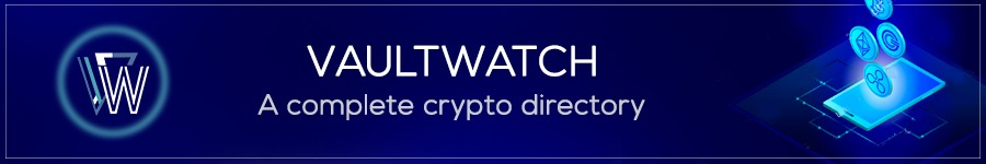 VaultWatch - Easy Crypto Overview