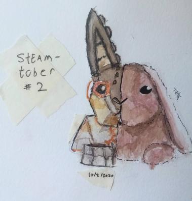 October + Steamtober Blog