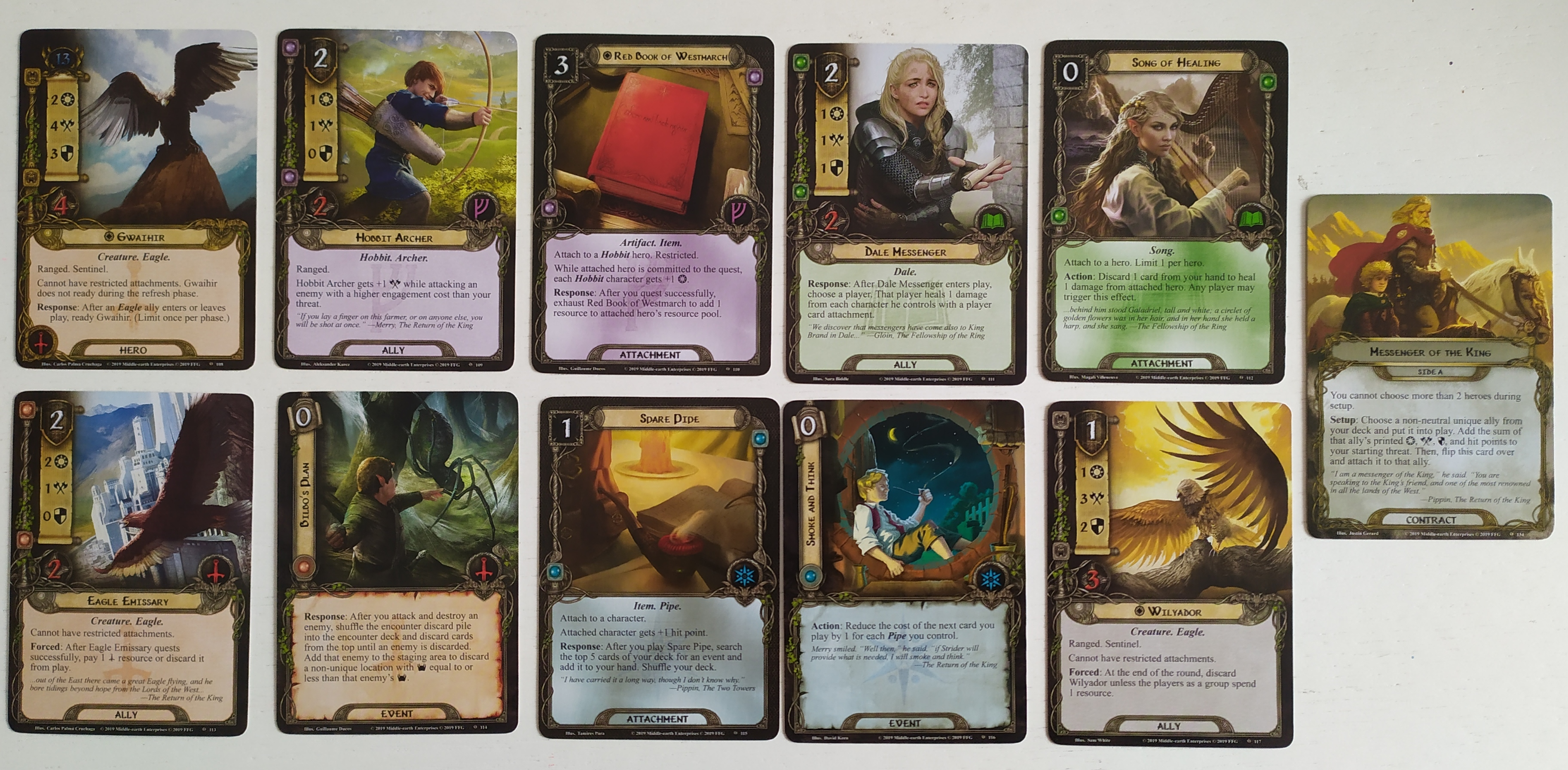 Land of Sorrow [cycle vengeance du mordor pack 5] - Page 2 IMG_20200329_144820