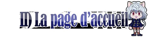 GUIDE : comment débuter sur Direction One Piece ? II_la_page_daccueil