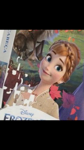 La Reine des Neiges II [Walt Disney - 2019] - Page 13 Image0