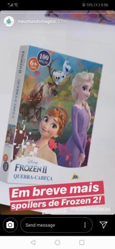 La Reine des Neiges II [Walt Disney - 2019] - Page 13 Screenshot_20190723_175641_com.instagram.android