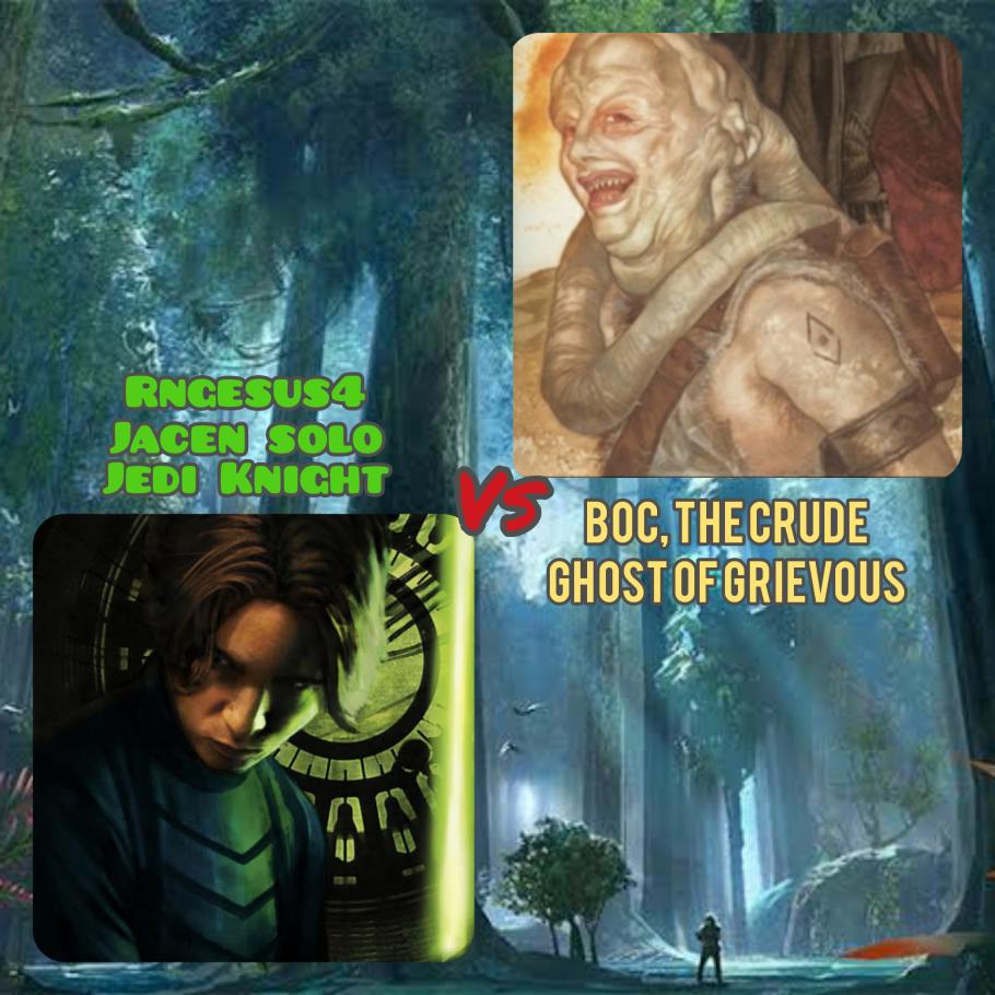 Stomper Showdown R3 #4 - Boc Aseca (Ghost of Grievous) vs TUF! Jacen Solo (RNGesus4) InShot_20210620_120948784