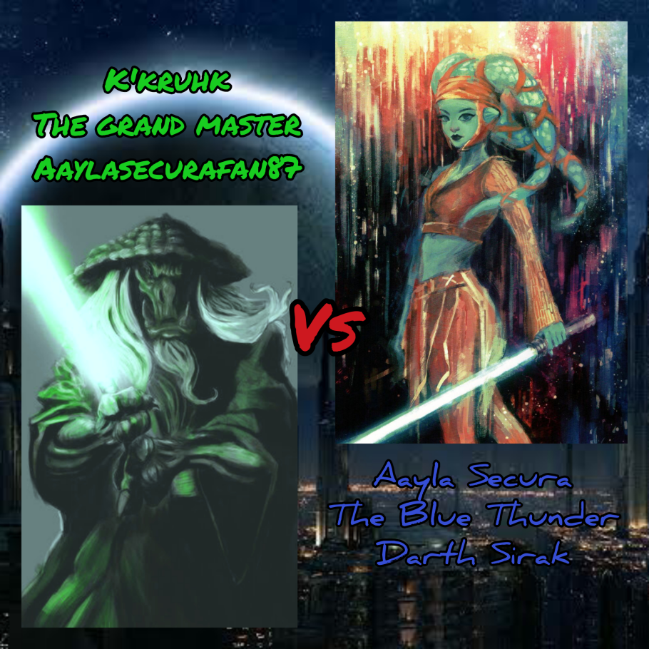 Stomper Showdown R3 #2 - Aayla Secura (Abrokentwig) vs K'kruhk (AaylaSecuraFan) InShot_20210620_145940014