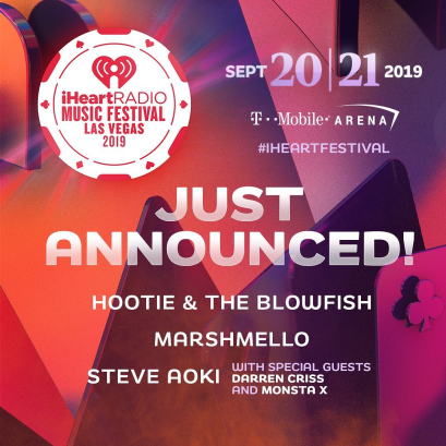 Monsta X to perform at iHeartRADIO Music Festival 1