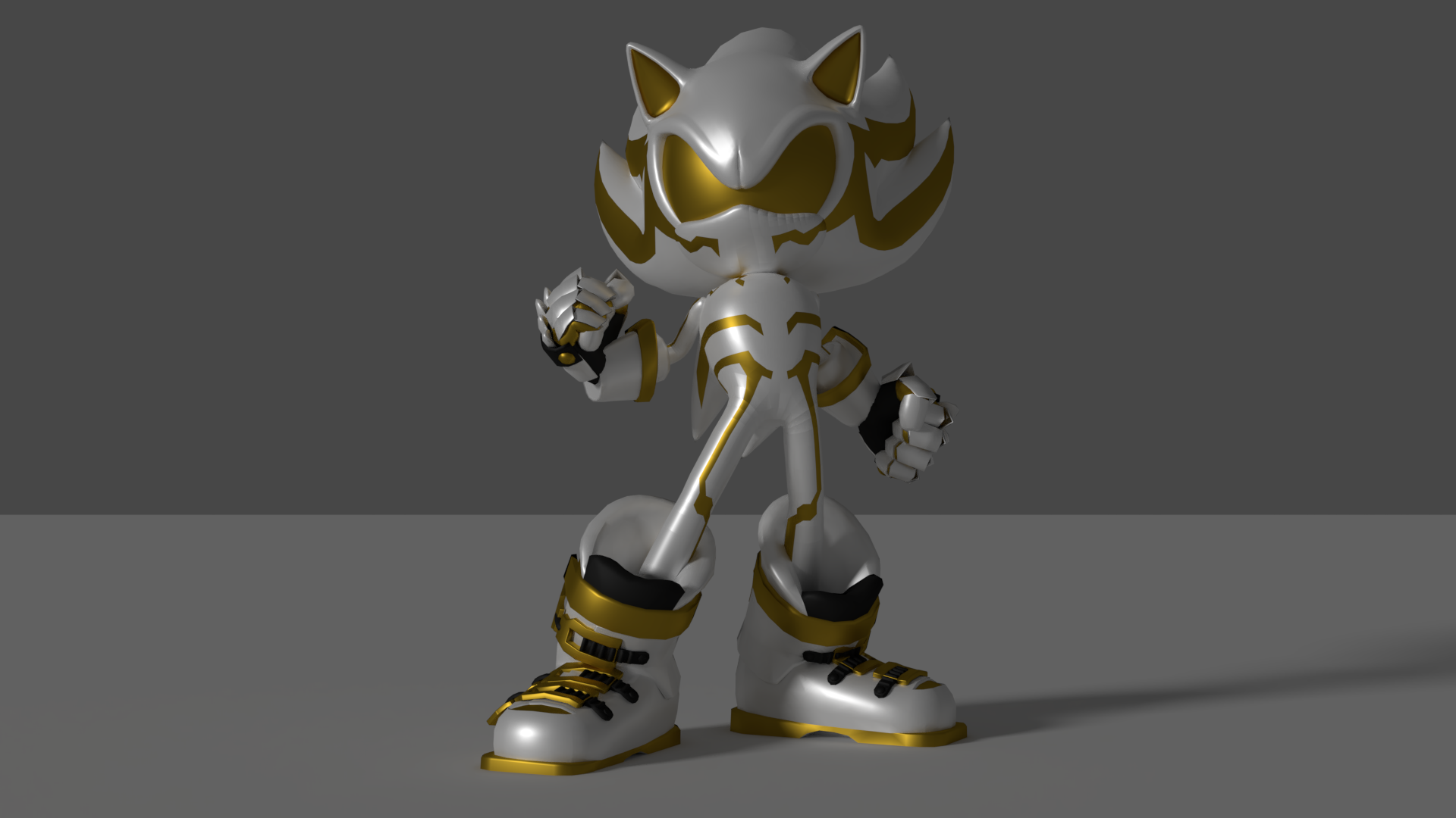 Sonic The Hedgehog: GOTTA GO FAST!