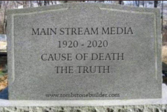 RIP Mainsteam Media Emaqfn9WMAU0fzq