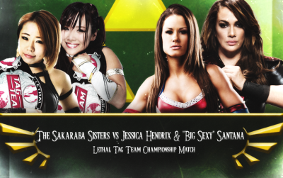 Trifecta Supershow Card  LETHALtagMatch